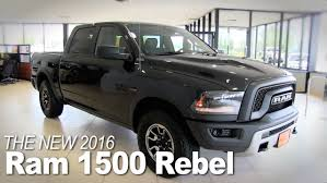Dodge 1500 Truck Specs - new 2016 ram rebel lakeville bloomington burnsville