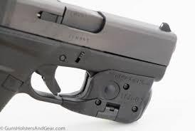 Streamlight Gun Light Streamlight 69270 Tlr 6 Tactical Pistol Light For Glock With Red