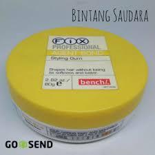 Pomade Fix jual fix professional bond pomade wax 80 gram free