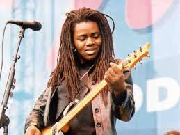 Tracy Chapman was born in