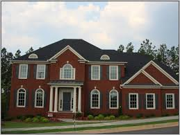exterior house colors with yellow brick painting best exterior