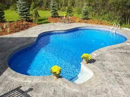 Backyard Swimming Pool Ideas Small Backyard Inground Pool Design Enormous Best 25 Backyard