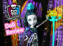monster boo york musical elle eedee doll review solo