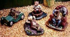 ratty wind in the willows garden ornament 1997 https www
