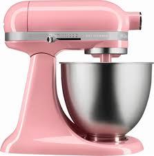 light pink kitchenaid stand mixer kitchenaid ksm3311xgu artisan mini tilt head stand mixer pink