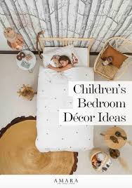 27 stylish ways to decorate your children u0027s bedroom the luxpad