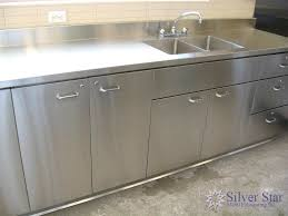 stainless steel commercial kitchen cabinets excellent kitchens