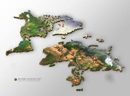 World Map Generator by Discussion On 3d Map Generator 2 Isometric Page 6