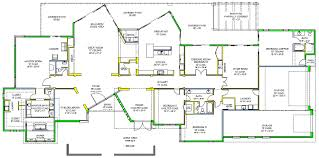 plan 44040td for the large family house plans shower basin and 17