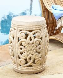 Outdoor Accent Table Outdoor Room Accessories Luxury Pools