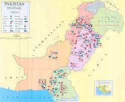 Punjab Map Industrial Map Pakistan Dost Pakistan