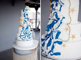 Nautical Theme Wedding Cakes - every last detail page 524 of 766 wedding blog featuring