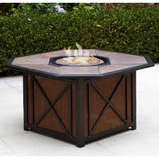 Fire Pit Outdoor Propane Fire Pit On Your Patio Home Design Studio