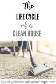 the life cycle of a clean house clean house and house
