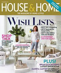 Back Issues House  Home - House and home furniture store