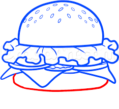 how to draw thanksgiving pictures how to draw a krabby patty step by step nickelodeon characters