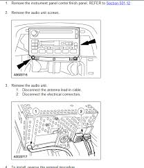 ford 2005 4 2 spark plug wire diagram wiring diagram simonand