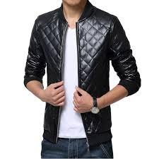 aliexpress buy 2016 new european men 39 s jewelry 2016 new fashion leather jacket men tracksuit casual slim fit pu
