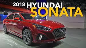 2018 hyundai sonata first look 2017 new york auto show youtube