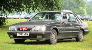 opel senator 1985 file vauxhall senator with war poppies registered august 1985