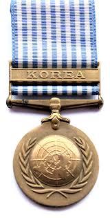 korean service ribbon united nations service medal korea foreign awards department
