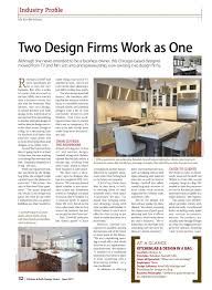 a special thanks to kitchen and bath design news magazine