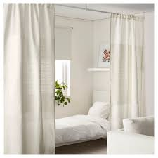 Ikea Room Divider Curtain Papyrussäv Curtain Room Divider White 120x250 Cm Ikea