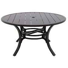 clarion 54u201d round dining table www mojothirteen com