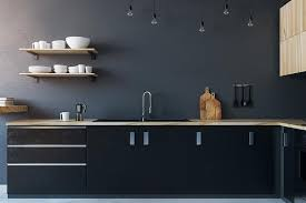 how to clean soiled kitchen cabinets keeping your kitchen clean with these six black themed