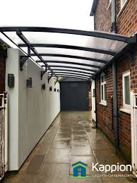 wall attached carport installed in liverpool kappion carports contemporary carport pm liverpool 001