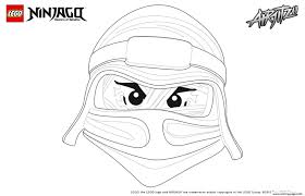 ninjago coloring pages free download printable