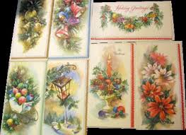 boxed cards made in usa lights card and decore