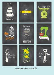Retro Chalkboards For Kitchen by The 25 Best Kitchen Posters Ideas On Pinterest Baking Puns