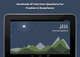 java interview questions android apps on google play