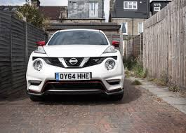 juke nismo nissan juke nismo rs real world test carwow