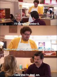 Walt Jr Breakfast Meme - ron swanson loves breakfast more than walt jr meme by c train
