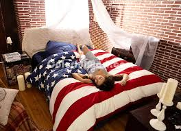 American Flag Bedding I Love America Blue American Flag Bedding Velvet Bedding Modern