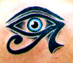 tribal huros eye tattoo designs tattoomagz