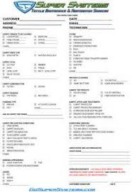 House Cleaning Estimate Form by Buy House Cleaning House Cleaning Estimate Forms Free Print