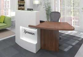 Reception Office Desk Clarke Rendall Evolution Desk Office Reception Desks Evolution