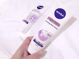 Nivea Serum Vitamin C qiuqiu new nivea firming serum
