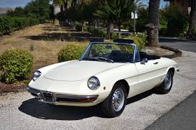 alfa romeo spider 2017 cream archives dusty cars