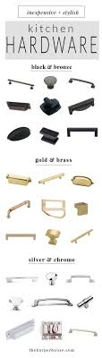 cheap kitchen cabinet pulls kitchen hardware 27 budget friendly options brass cabinet pulls