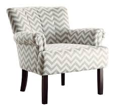 Chevron Accent Chair Homelegance Langdale Accent Chair Grey Chevron 1212f4s