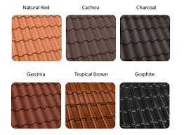 Roof Tile Colors Monier 12