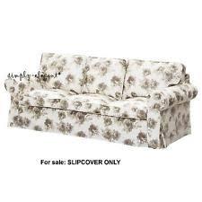 White Sofa Cover by Ikea Ektorp Sofa Slipcover Ebay