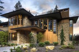 Sensational Design Ideas  Modern Style Home House Plans Home Array - Modern style home designs