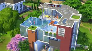 Sabrina The Teenage Witch House Floor Plan by The Sims 4 Update Adds Free Pools