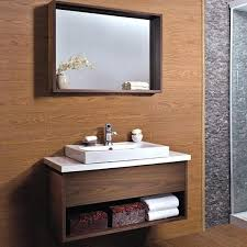 Wooden Mirrored Bathroom Cabinets Wood Bathroom Cabinet Bathroom Vanity Ideas Vanity Bathroom