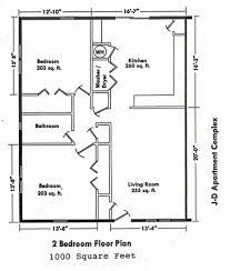 4 Bedroom Floor Plans Ranch